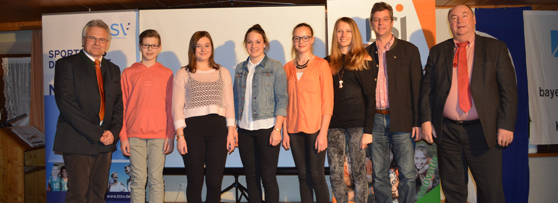 Auszeichnung Sportjugend